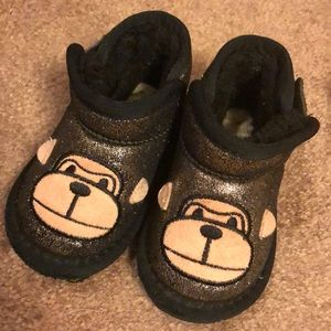 Other - Baby winter slip-on boots size 5